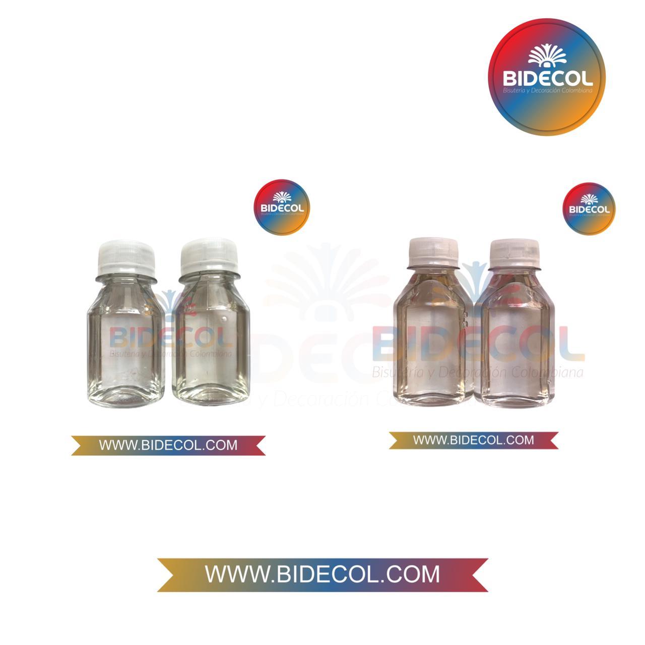 Gemelos de Resina Bidecol A y B 50ml y 120ml