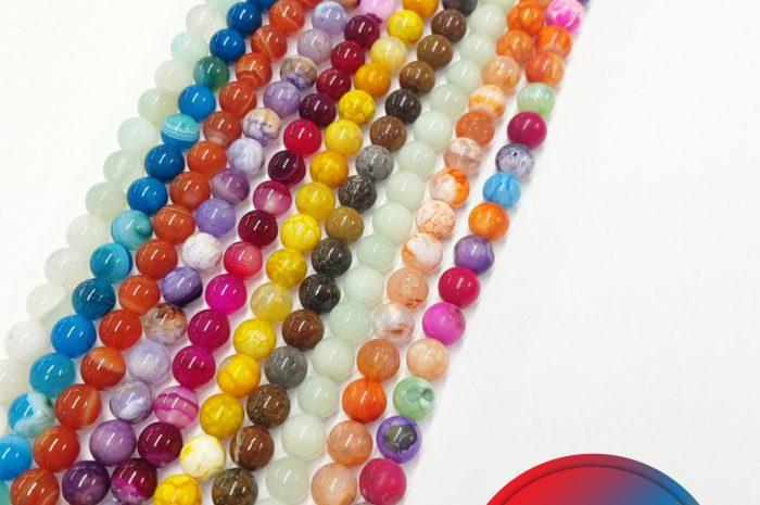 Precios de las sartas de piedra / sartas de piedra #6 y #8.  / whatsapp (+57) 3054294405