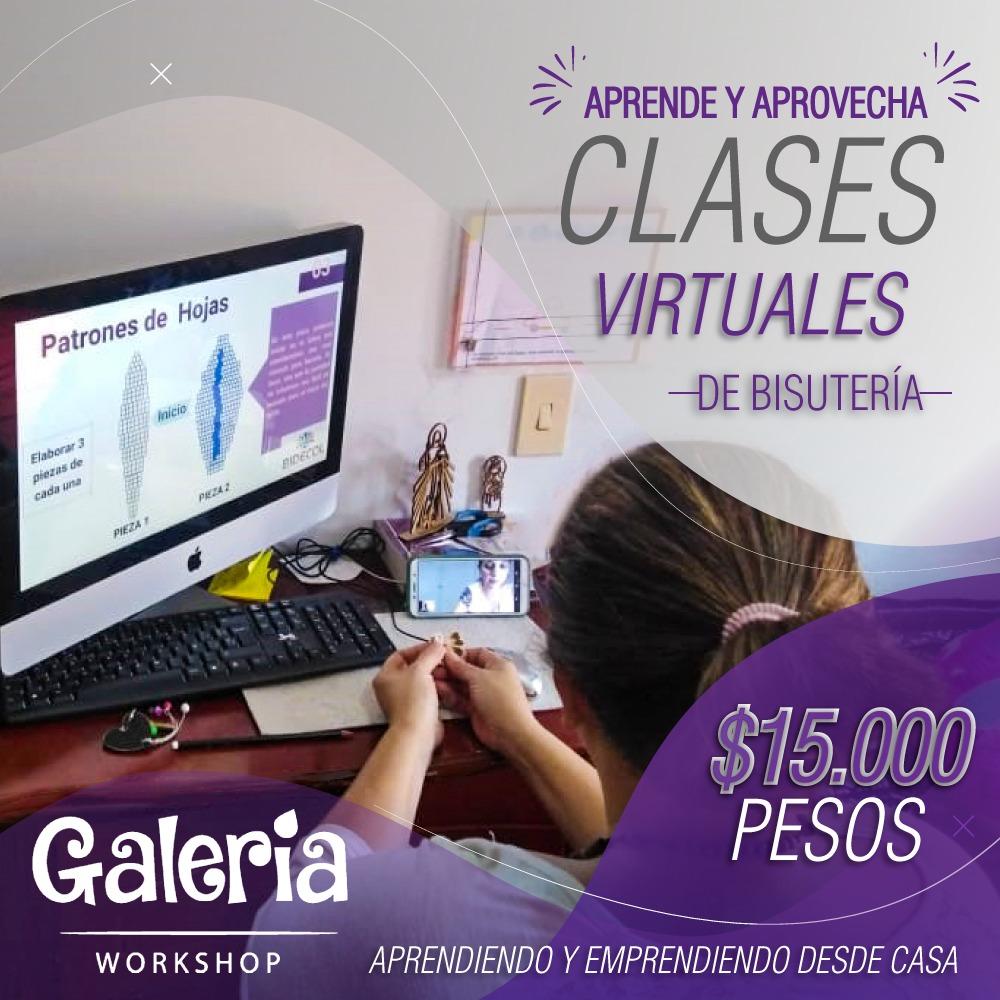 clases virtuales bisuteria