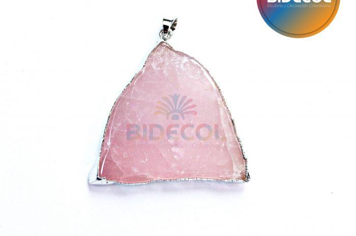 Cuarzo rosa precio Colombia