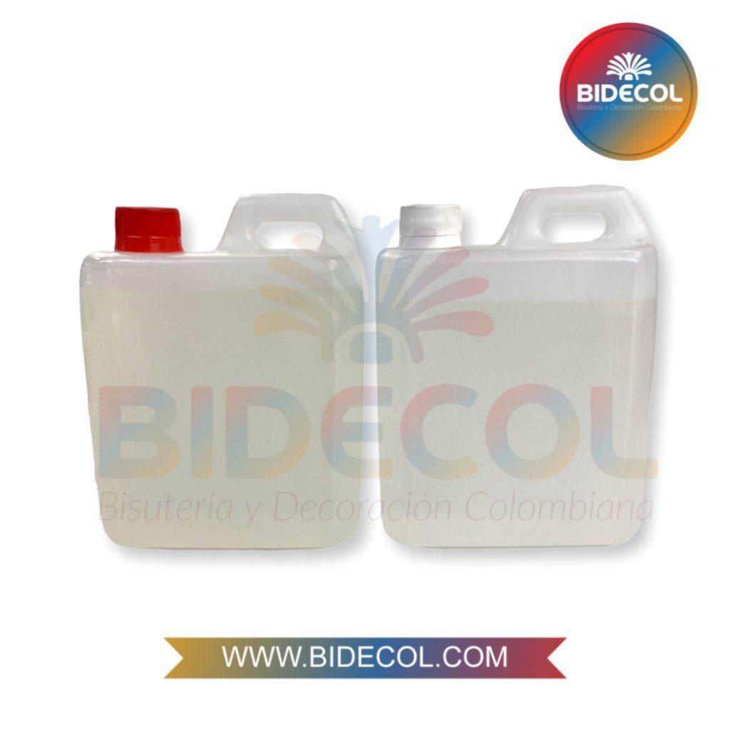 Gemelos de Resina Bidecol A y B 1000ml