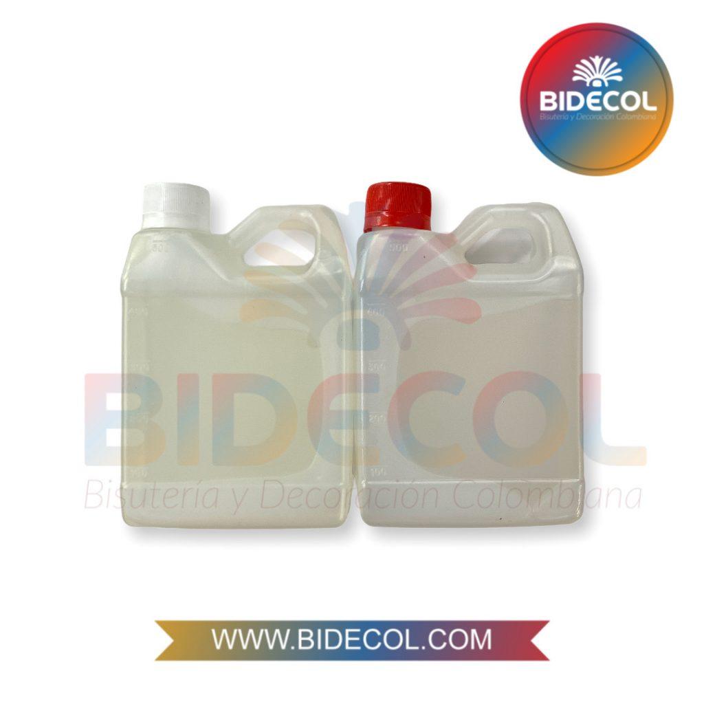 Gemelos de Resina Bidecol A y B 500ml
