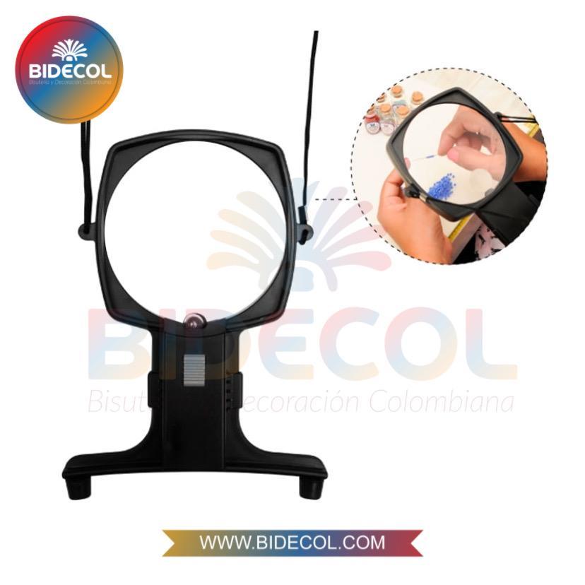 Lupa para Bisuteria Bidecol www.bidecol.com