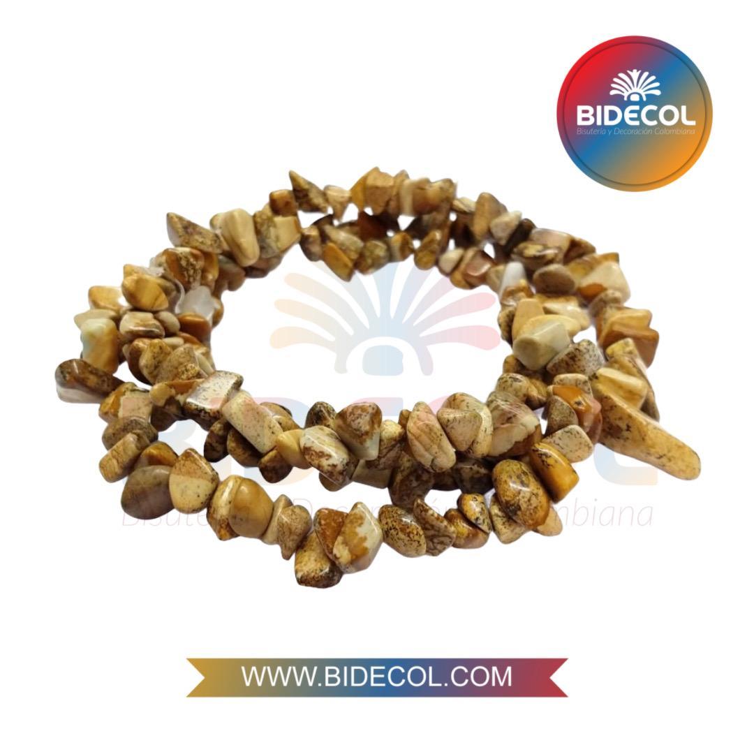 Piedras Picadas para Bisutería Bidecol www.bidecol.com