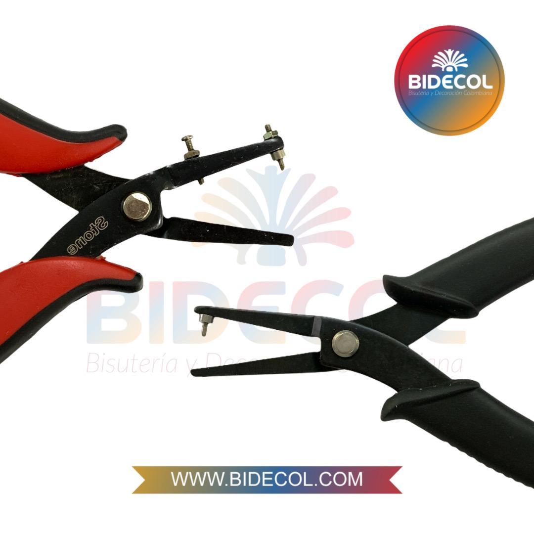 Pinzas Perforadoras Bidecol Bisuteria www.bidecol.com
