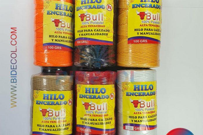 Hilo encerado Bull